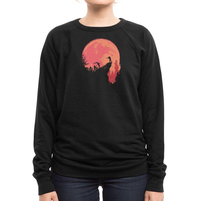 Last Stand Women's Sweatshirt by Threadless Artist Shop
