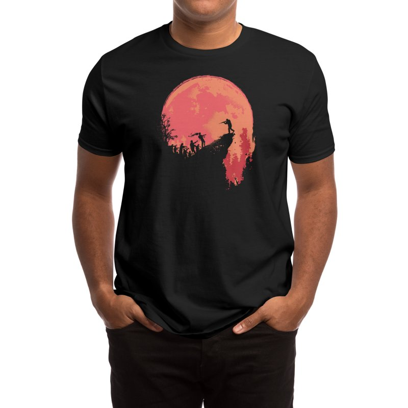 Last Stand Men's T-Shirt by Threadless Artist Shop