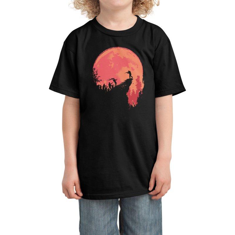Last Stand Kids T-Shirt by Threadless Artist Shop