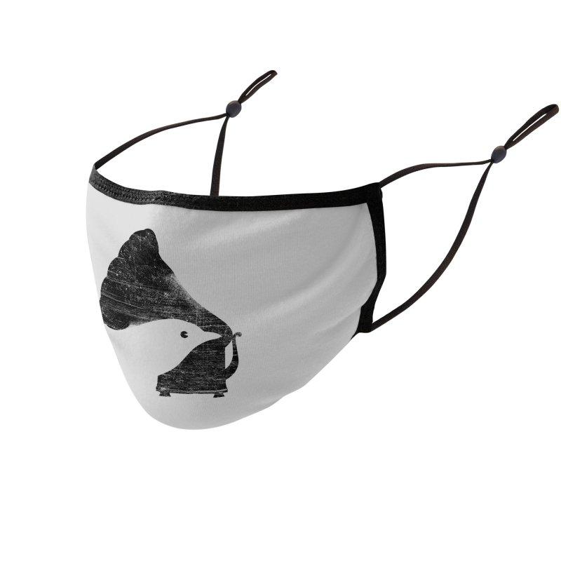 Songbird Accessories Face Mask by Threadless Artist Shop