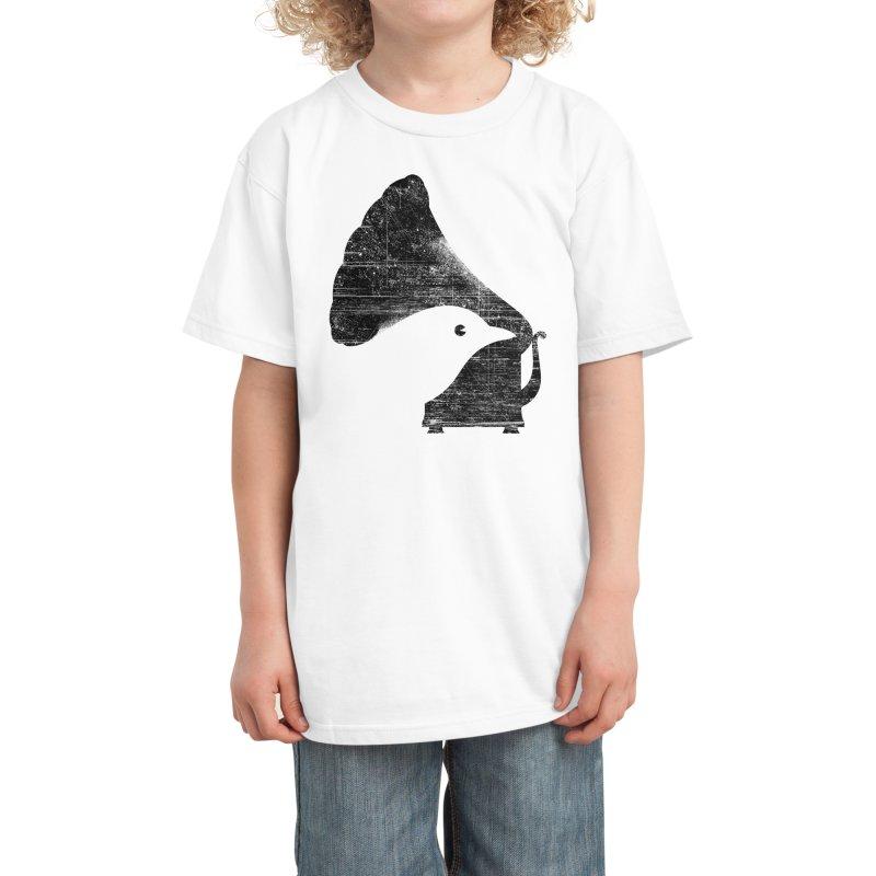 Songbird Kids T-Shirt by Threadless Artist Shop