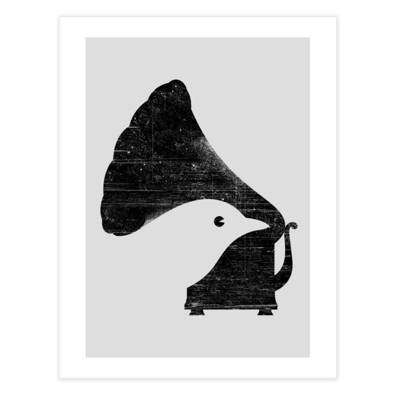Songbird Home Fine Art Print by Threadless Artist Shop