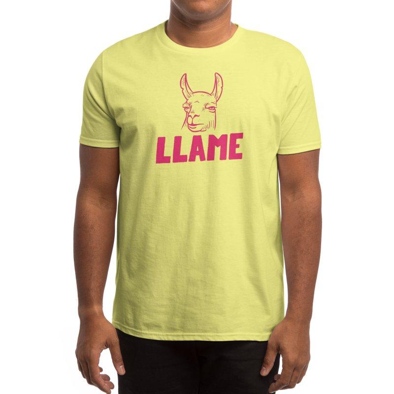 LLAME Men's T-Shirt by Threadless Artist Shop