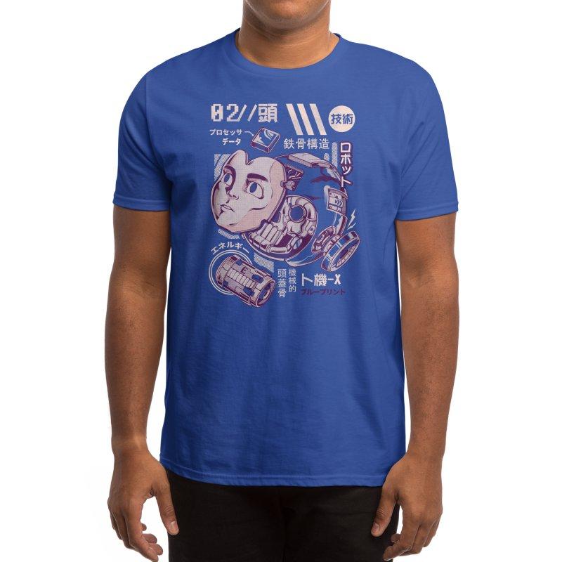 X's head Men's T-Shirt by Threadless Artist Shop