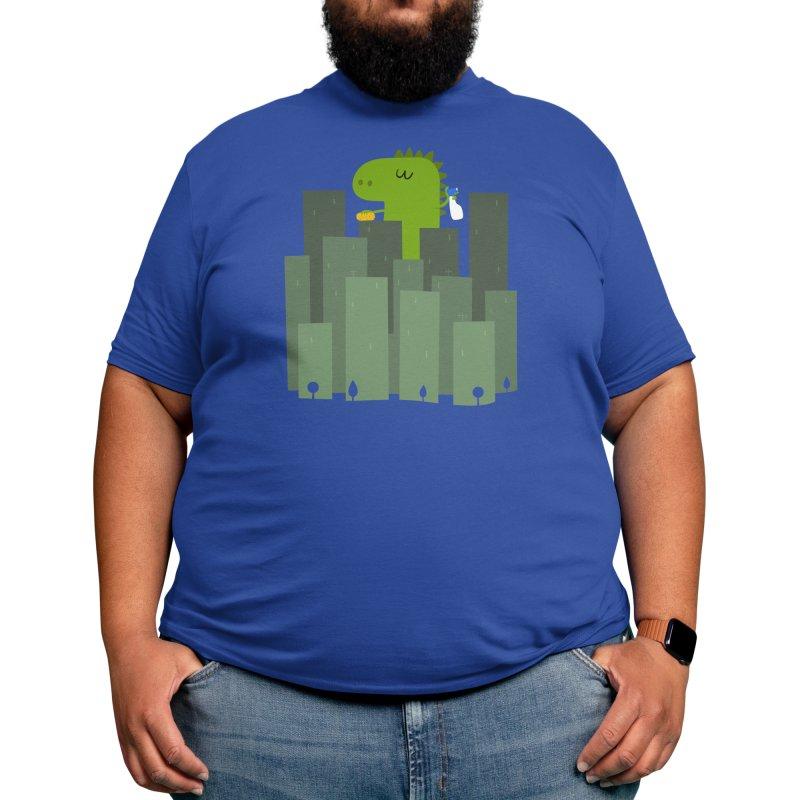 Clean Monster Men's T-Shirt by Threadless Artist Shop