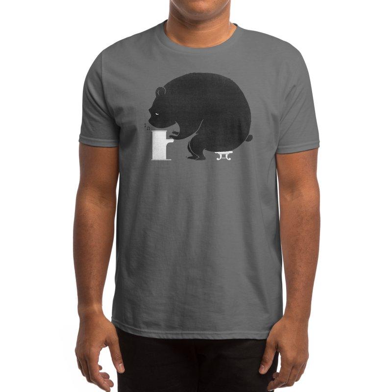 The Pianist - Tri Agus Nuradhim Men's T-Shirt by Threadless Artist Shop