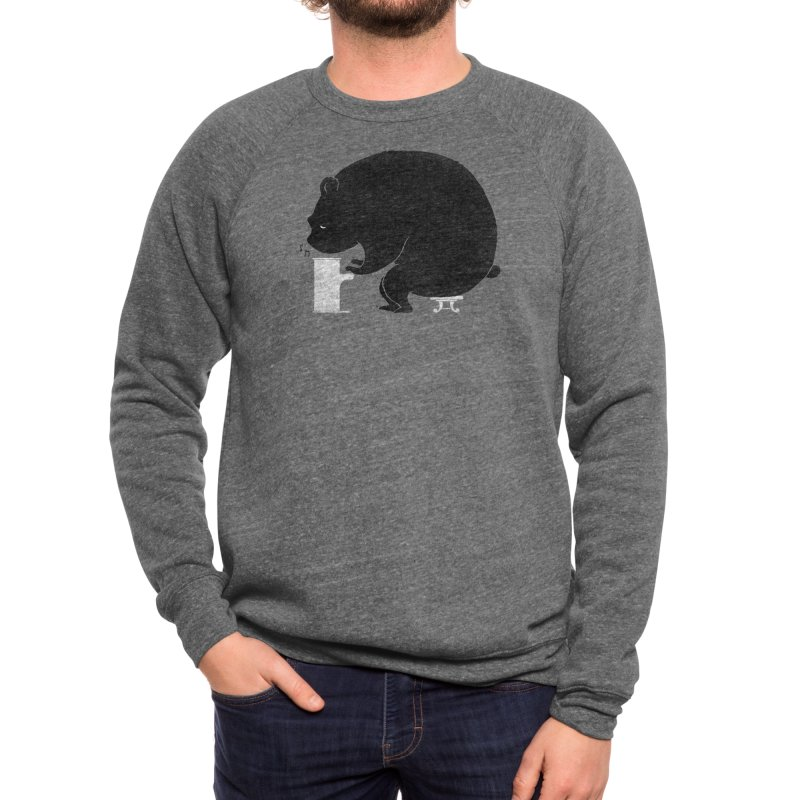 The Pianist - Tri Agus Nuradhim Men's Sweatshirt by Threadless Artist Shop