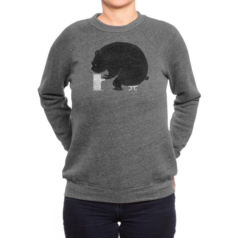 The Pianist - Tri Agus Nuradhim Women's Sweatshirt by Threadless Artist Shop