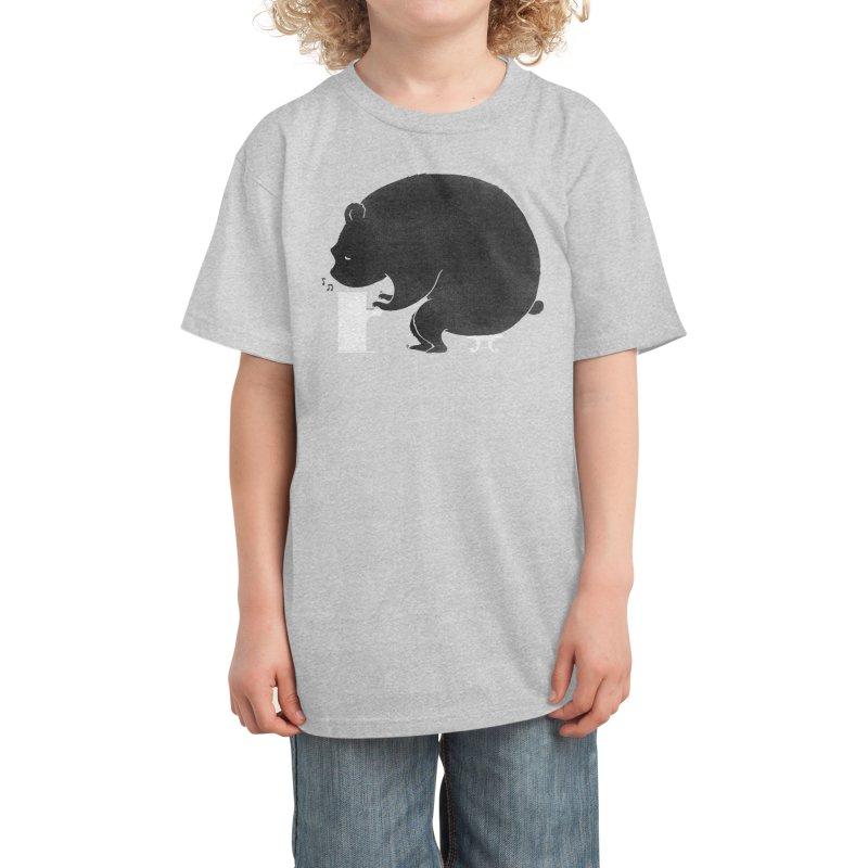 The Pianist - Tri Agus Nuradhim Kids T-Shirt by Threadless Artist Shop