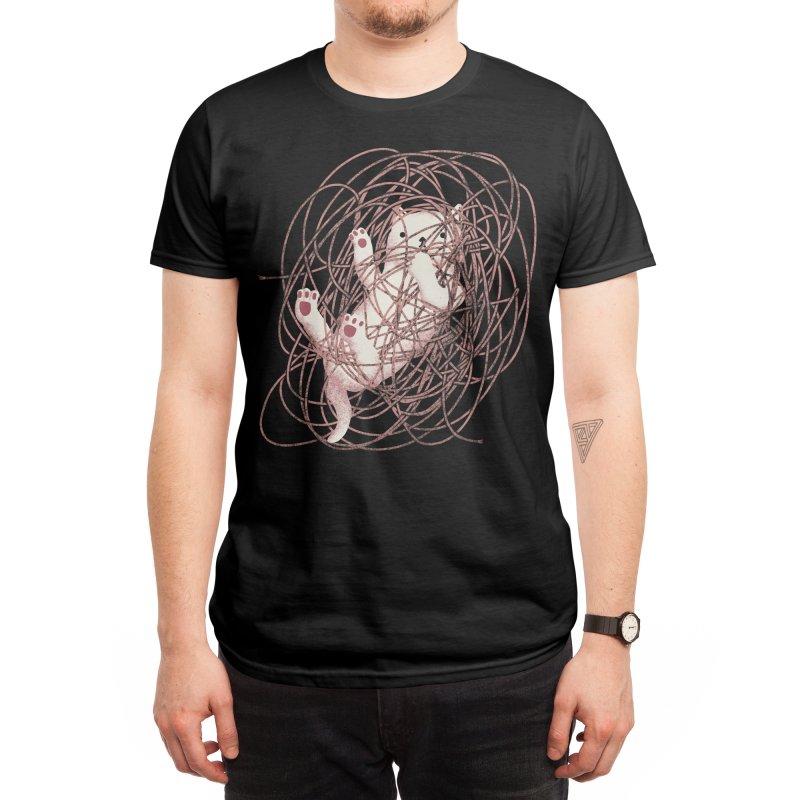 Catastrophe - Aaron Thong Men's T-Shirt by Threadless Artist Shop