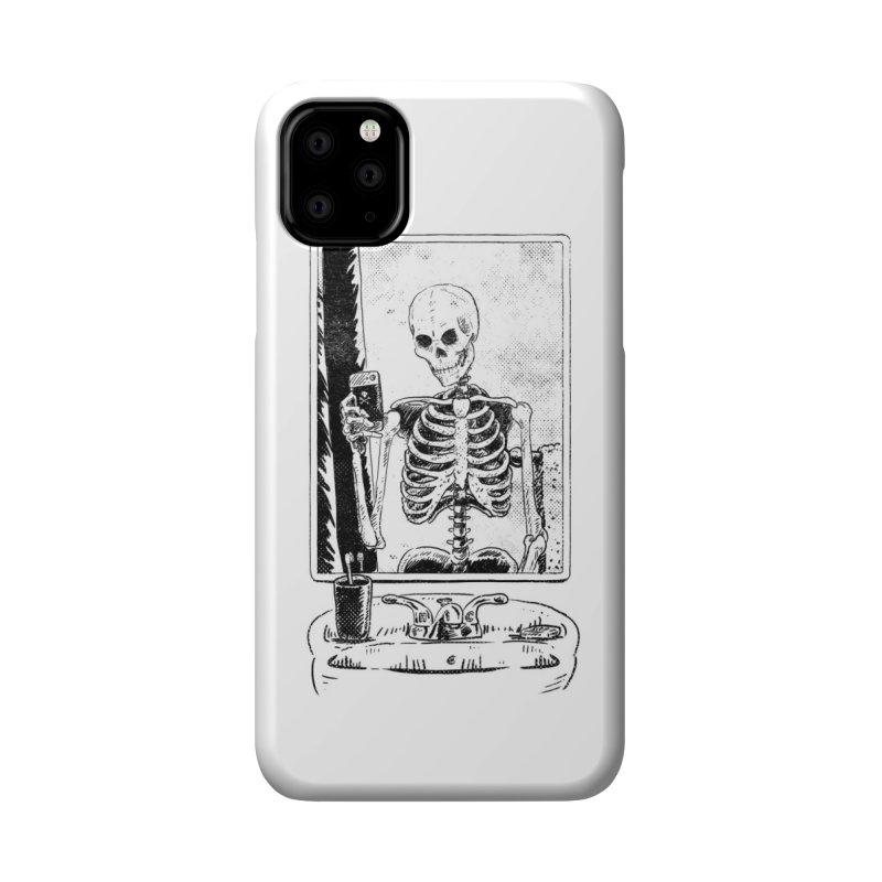 SKELFIE Accessories Phone Case by Threadless Artist Shop