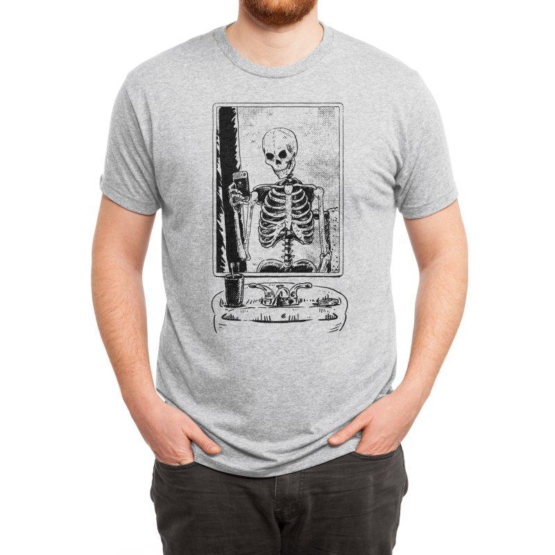 SKELFIE Men's T-Shirt by Threadless Artist Shop