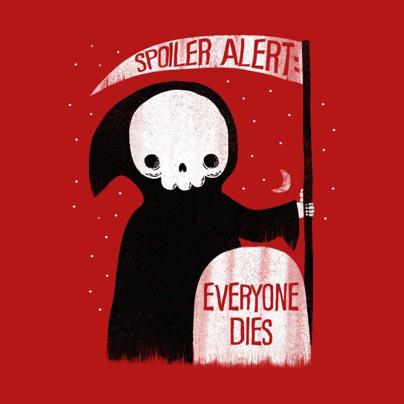 SPOILER ALERT: Kids T-Shirt by Threadless Artist Shop