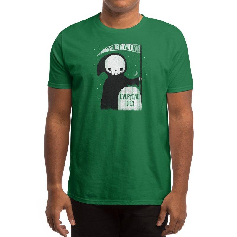 SPOILER ALERT: Men's T-Shirt by Threadless Artist Shop