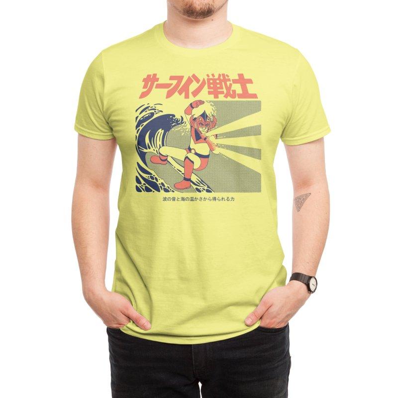 Wave Warrior Men's T-Shirt by Threadless Artist Shop