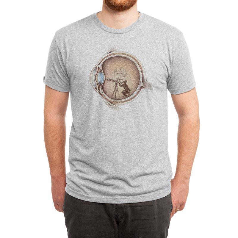 Extraordinary Observer Men's T-Shirt by Threadless Artist Shop