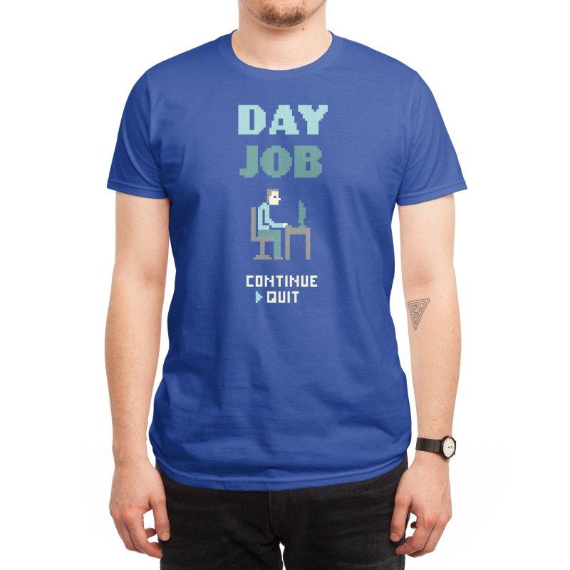 Day Job Men's T-Shirt by Threadless Artist Shop