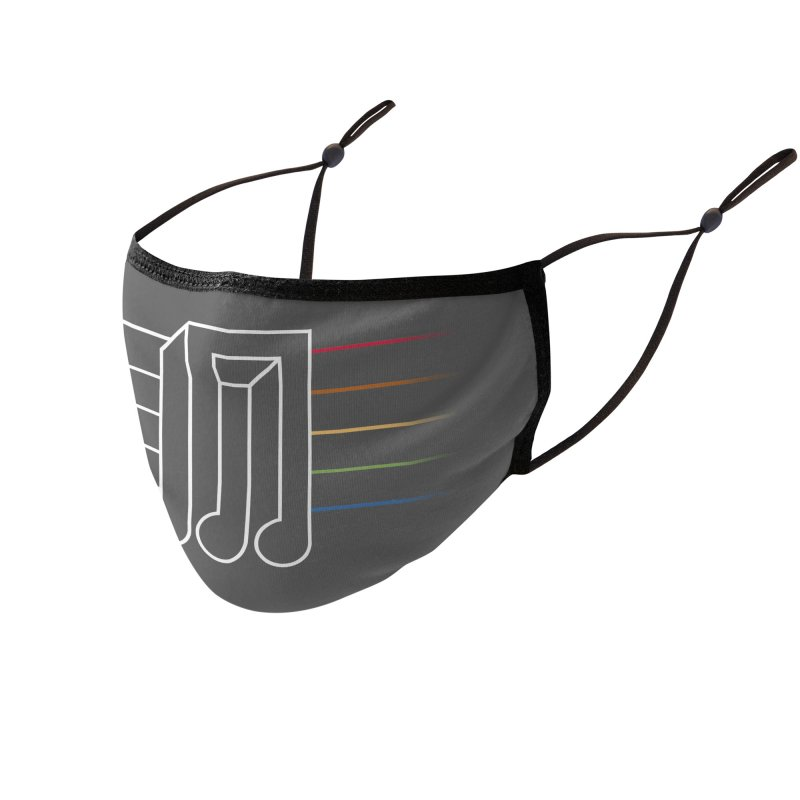 Transition Accessories Face Mask by Threadless Artist Shop
