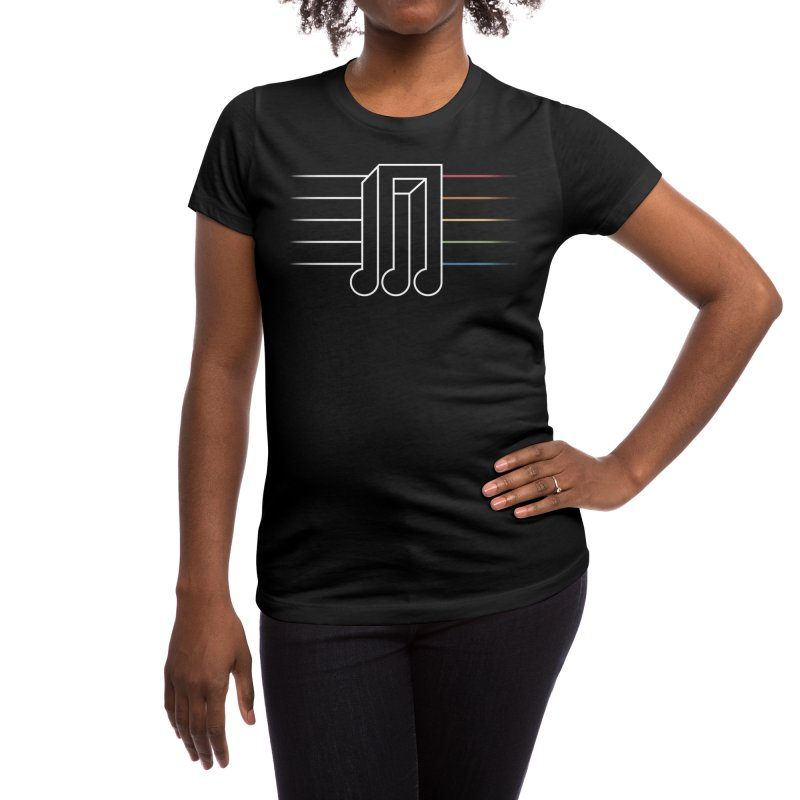 Transition Women's T-Shirt by Threadless Artist Shop