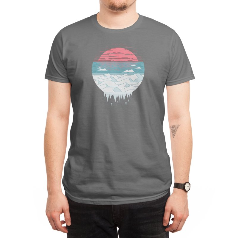 The Great Thaw Men's T-Shirt by Threadless Artist Shop