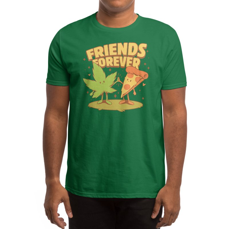 Cute Friends Men's T-Shirt by Threadless Artist Shop