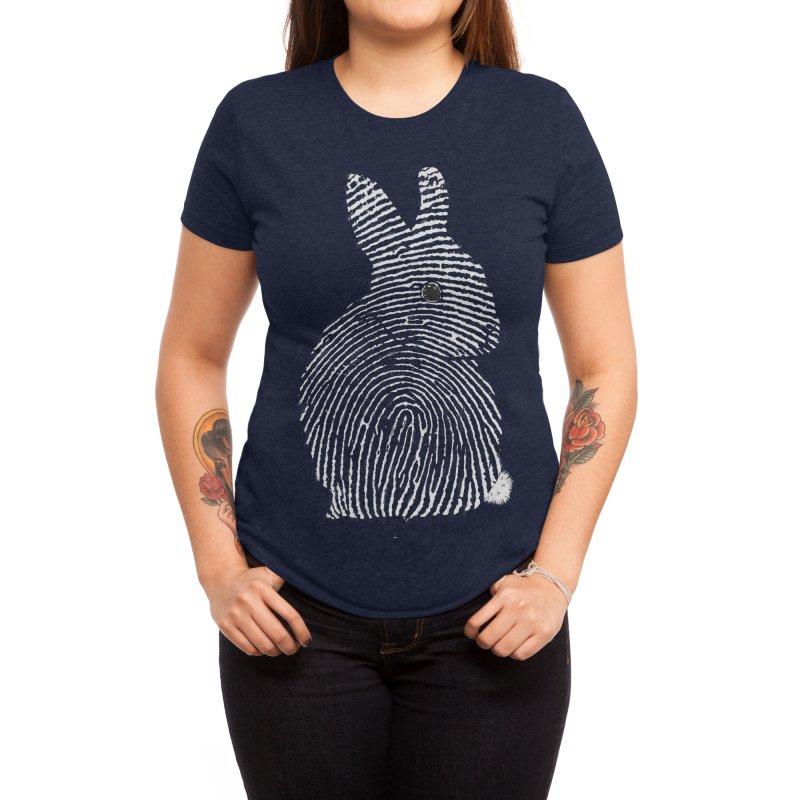 Thumbper Women's T-Shirt by Threadless Artist Shop