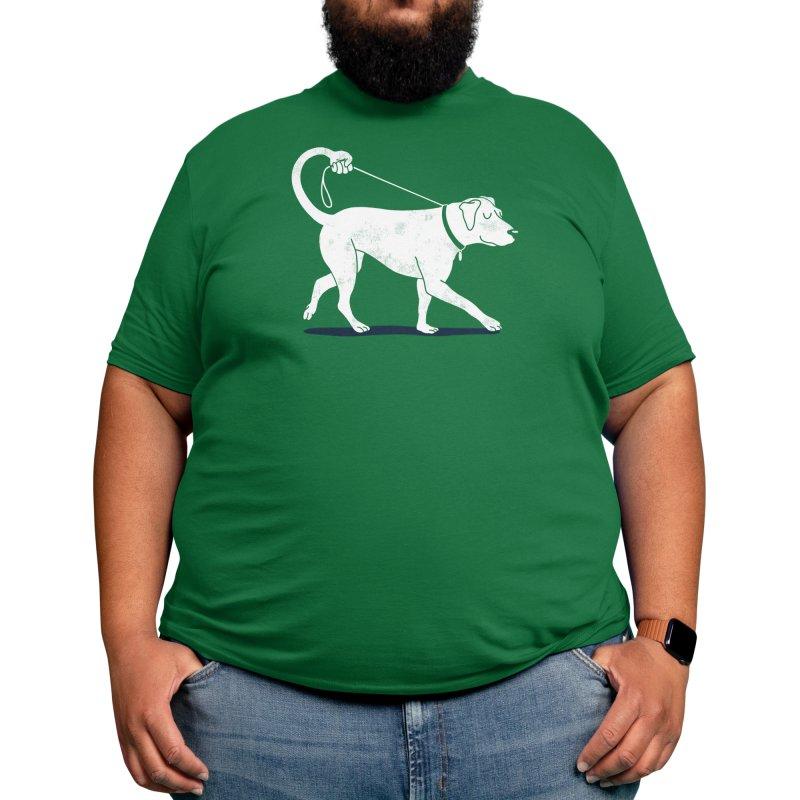 No Worries, I'll Just Walk Myself... Men's T-Shirt by Threadless Artist Shop
