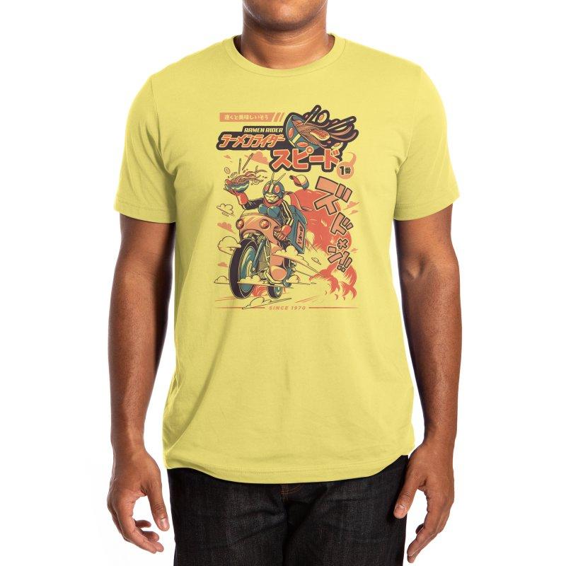 Ramen Rider Men's T-Shirt by Threadless Artist Shop