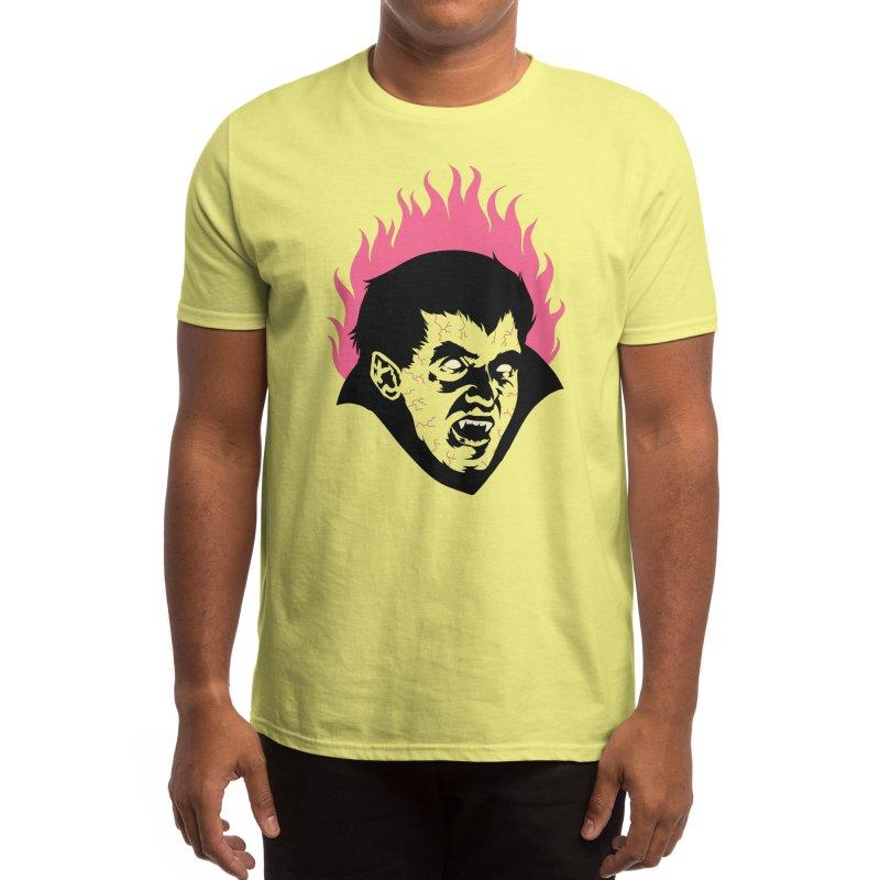 Vampire! Men's T-Shirt by Threadless Artist Shop