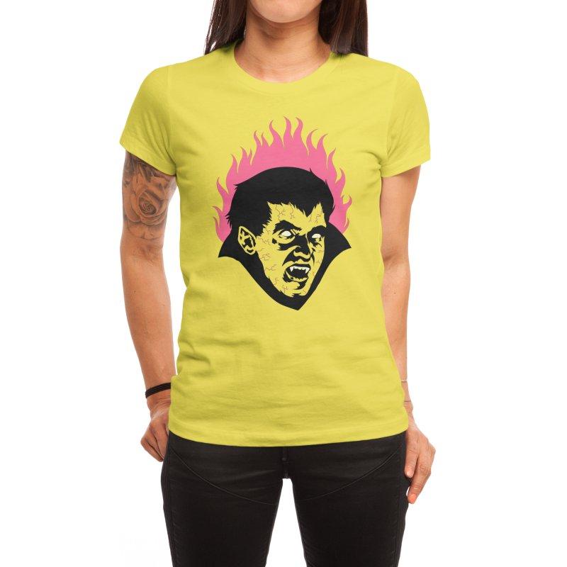 Vampire! Women's T-Shirt by Threadless Artist Shop