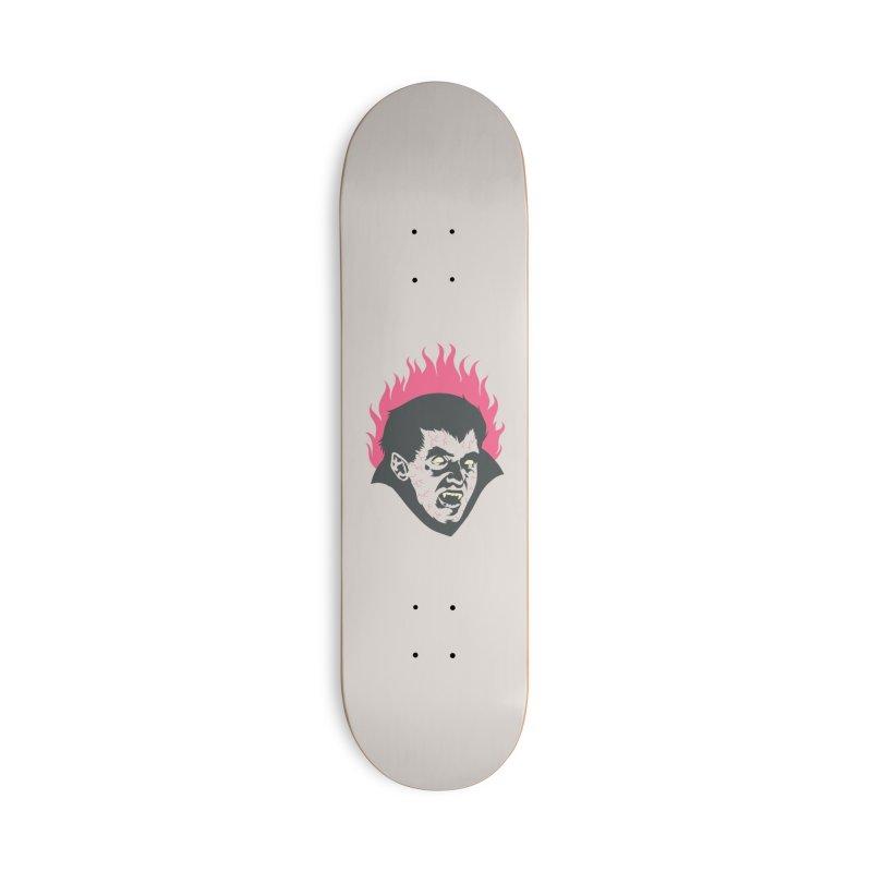 Vampire! Accessories Skateboard by Threadless Artist Shop