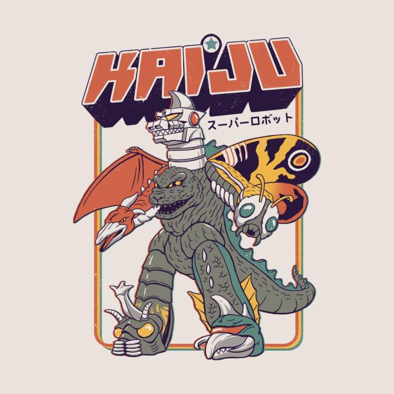 Super Kaiju Robot Men's T-Shirt by Threadless Artist Shop
