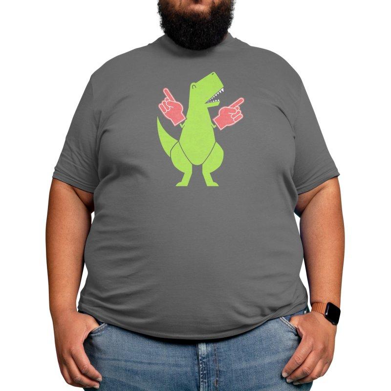 Yay! Big Hands! Men's T-Shirt by Threadless Artist Shop