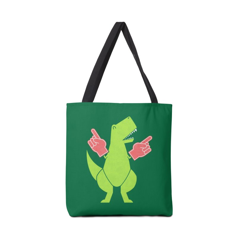 Yay! Big Hands! Accessories Bag by Threadless Artist Shop