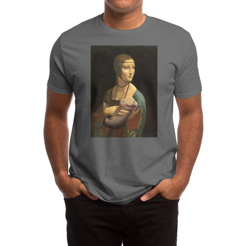 Le Beau Blob Men's T-Shirt by Threadless Artist Shop
