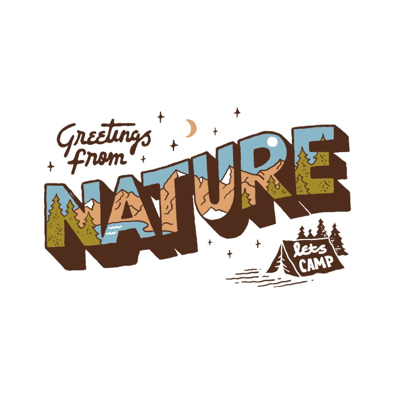 Nature Greetings Women's Pullover Hoody by Threadless Artist Shop