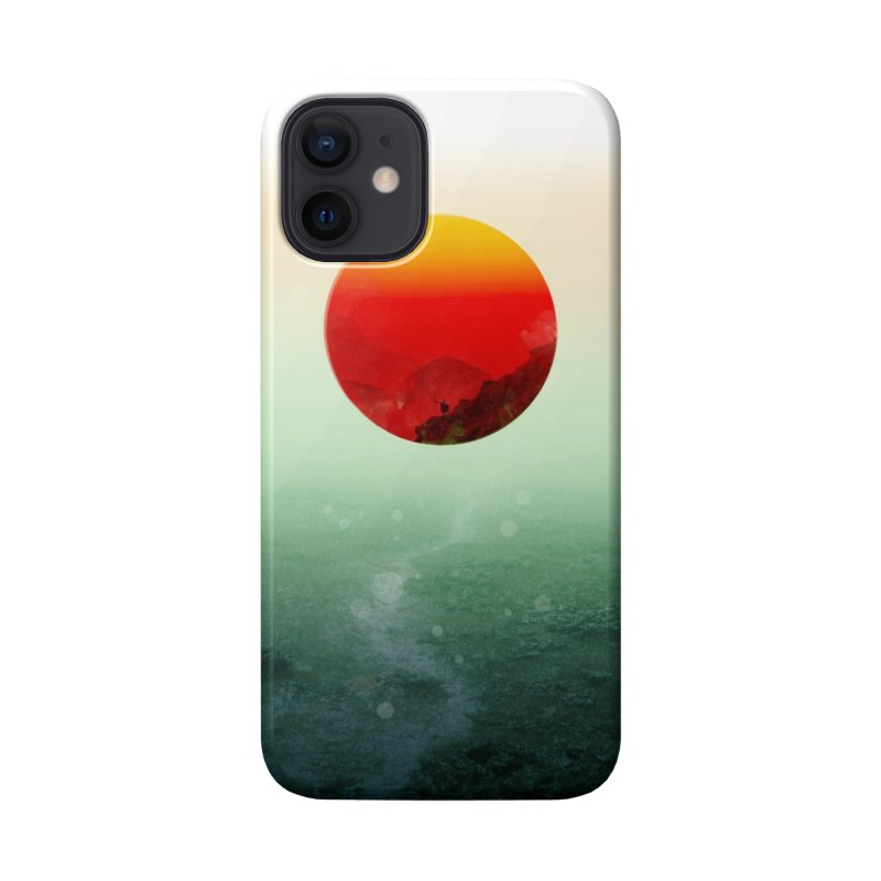 In the End the Sun Rises Accessories Phone Case by Threadless Artist Shop