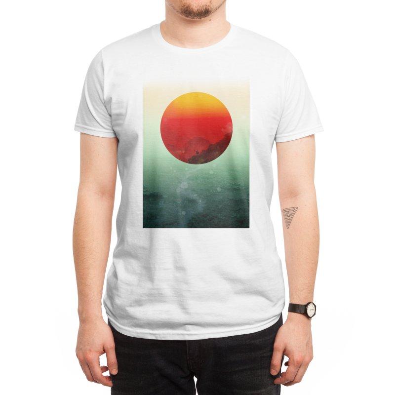 In the End the Sun Rises Men's T-Shirt by Threadless Artist Shop