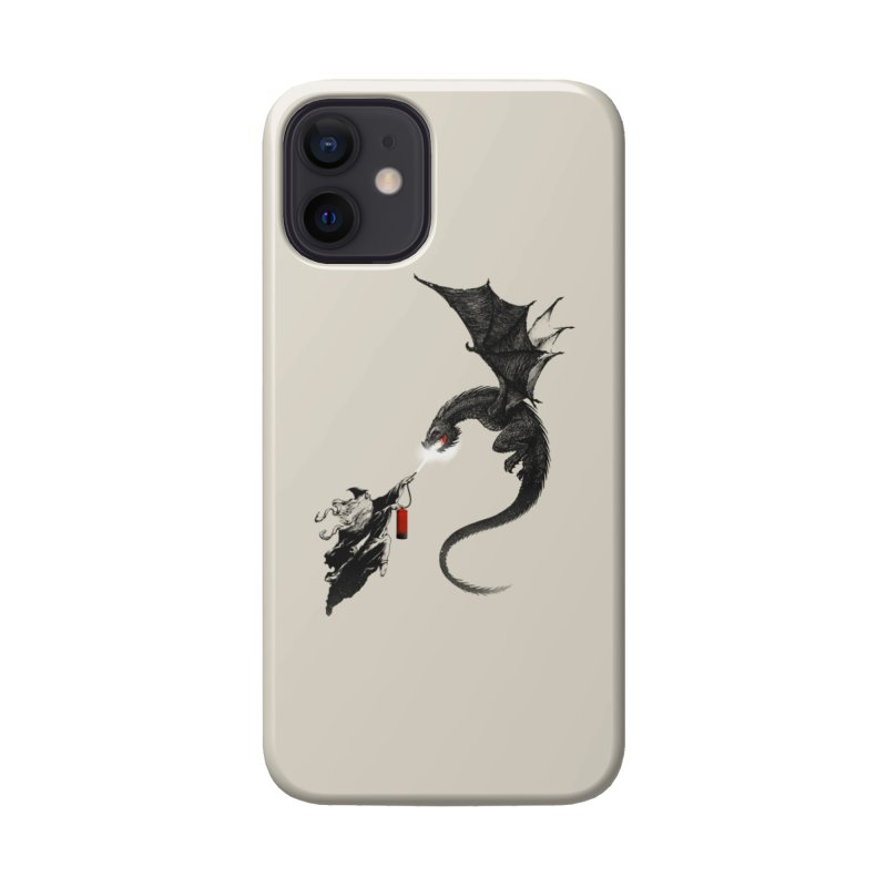 Fight Fire with Fire Accessories Phone Case by Threadless Artist Shop