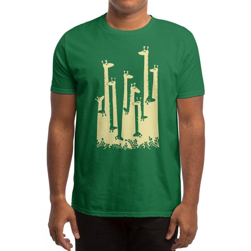 Such A Great Height Men's T-Shirt by Threadless Artist Shop