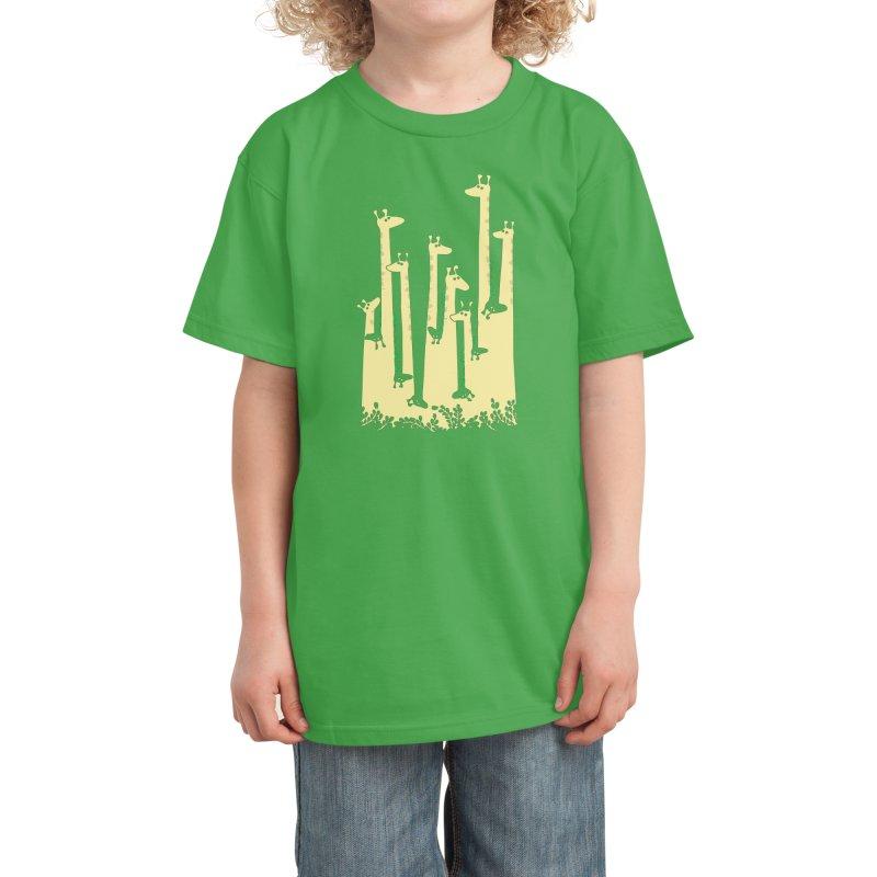 Such A Great Height Kids T-Shirt by Threadless Artist Shop