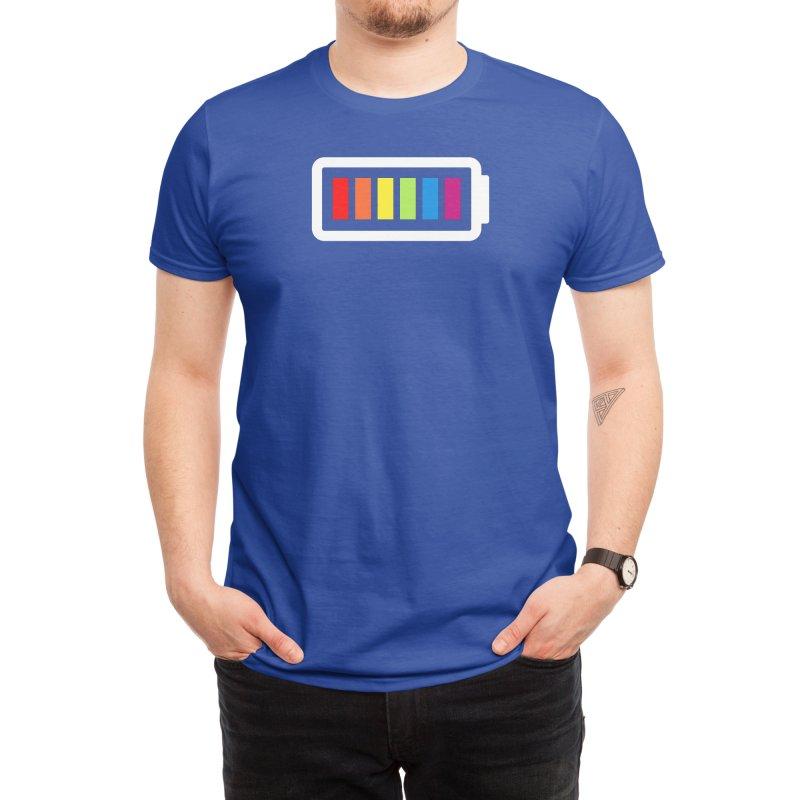 GLBT Power Men's T-Shirt by Threadless Artist Shop