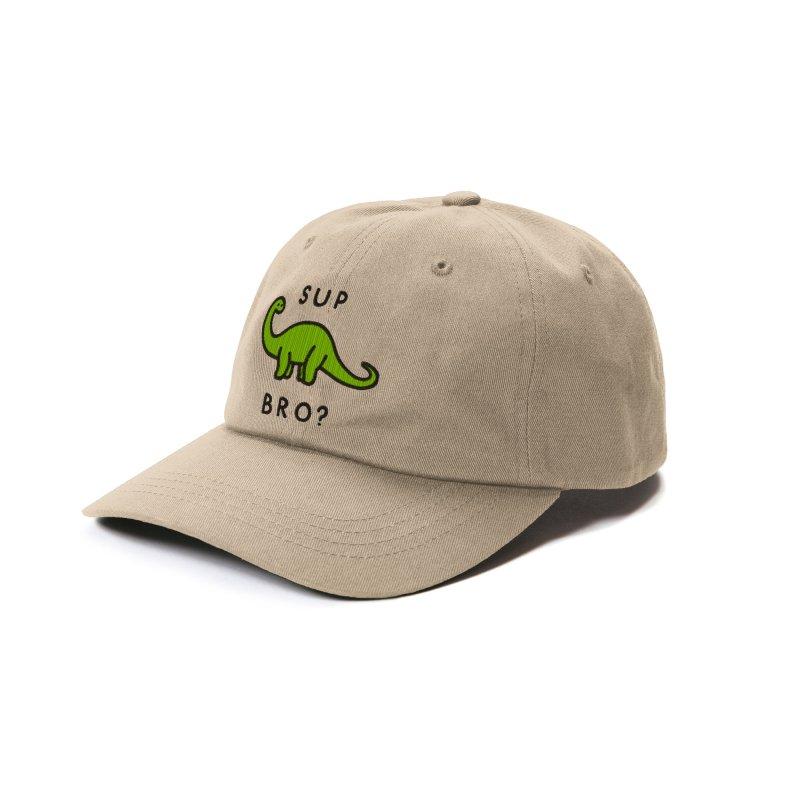 Sup Brontosaurus? Accessories Hat by Threadless Artist Shop