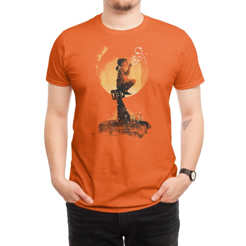 Daisy - Dan Elijah Fajardo Men's T-Shirt by Threadless Artist Shop