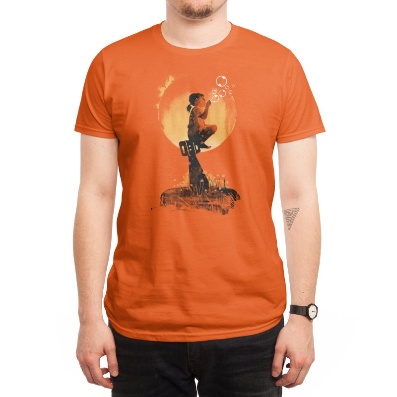 Daisy - Dan Elijah Fajardo Men's T-Shirt by Threadless Artist Shop