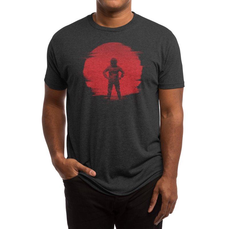 Red Planet Men's T-Shirt by Threadless Artist Shop