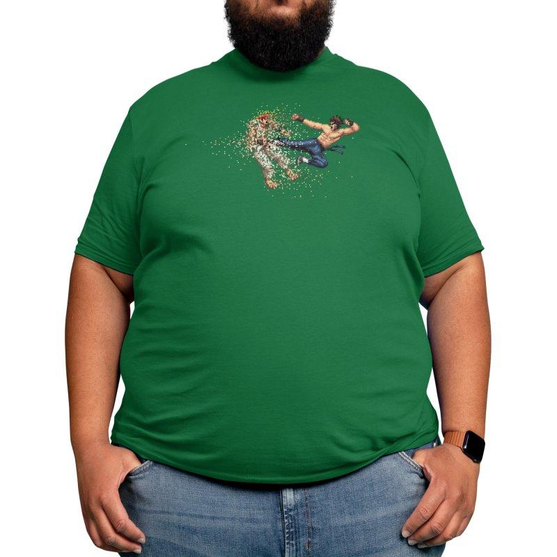 Dead Pixels Men's T-Shirt by Threadless Artist Shop