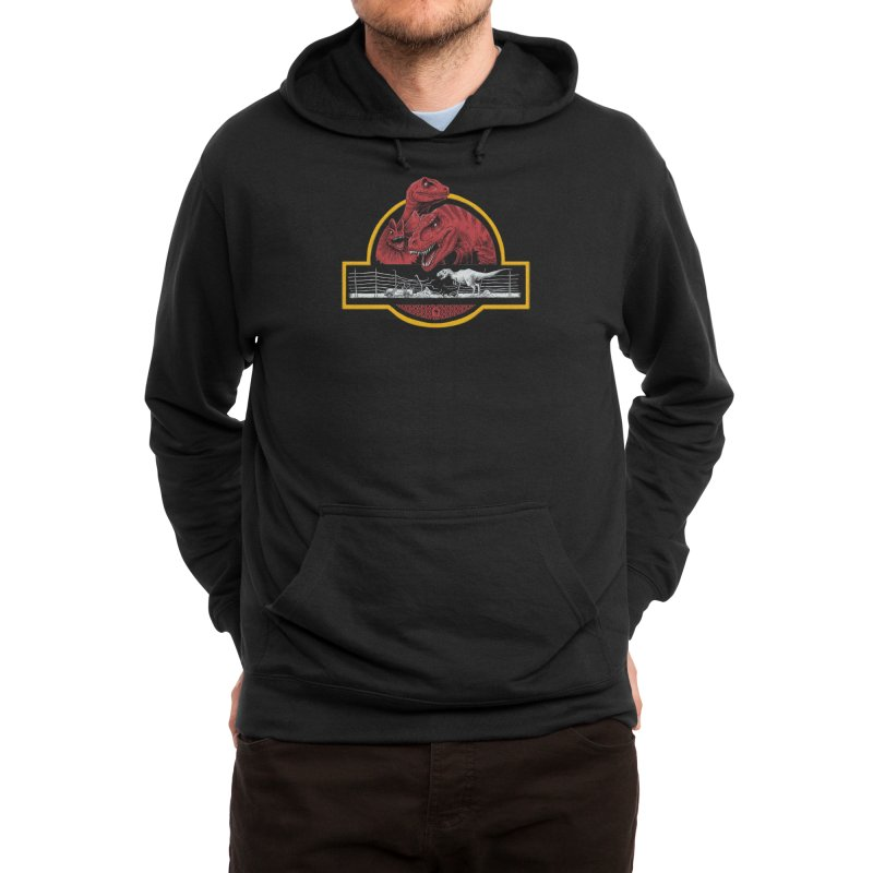 PALEONTOLOGICAL ADVENTURE Men's Pullover Hoody by Threadless Artist Shop