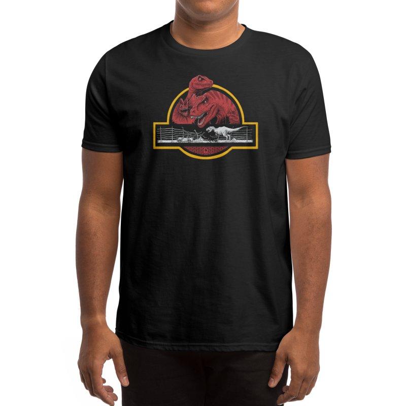 PALEONTOLOGICAL ADVENTURE Men's T-Shirt by Threadless Artist Shop