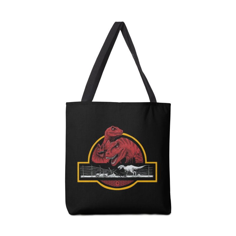 PALEONTOLOGICAL ADVENTURE Accessories Bag by Threadless Artist Shop